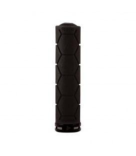 Silicone lock-on grips