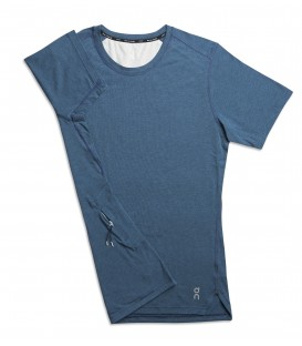 Tricou Alergare On Comfort-T Navy 2018