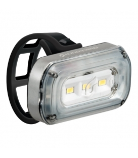 Lumină față BlackBurn Central 100 Front Light Silver