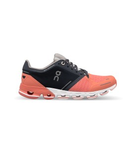 Pantofi alergare On Cloudflyer dama salmon ink