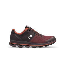 Pantofi alergare On Cloudace dama ruby lava