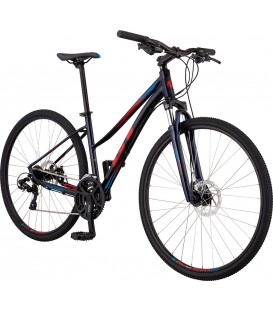 Bicicleta GT Transeo Comp Step Thru 2019 blue