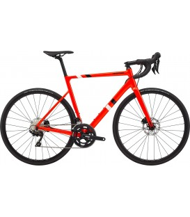 Bicicleta Cannondale CAAD13 Disc 105 2020 acid red