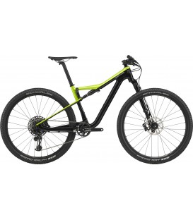 Bicicleta Cannondale Scalpel Si Carbon 4 2020 green