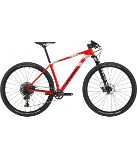 Bicicleta Cannondale F-Si Carbon 3 2020 red
