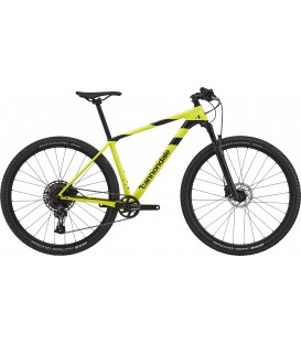 Bicicleta Cannondale F-Si Carbon 5 2020 yellow