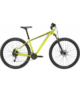 Bicicleta Cannondale Trail 6 2020 yellow