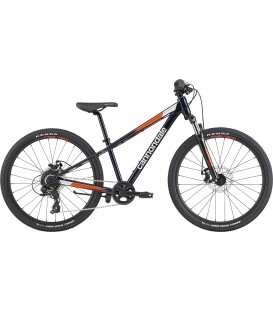 Bicicleta de copii Cannondale Trail 24 2020 midnight