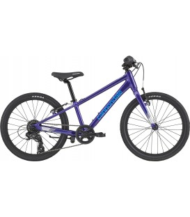 Bicicleta de copii Cannondale Quick 20 2020 ultra violet