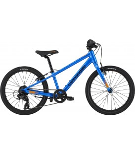 Bicicleta de copii Cannondale Quick 20 2020 electric blue