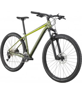 Bicicleta Cannondale Trail 3 2020 mantis
