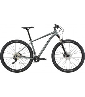 Bicicleta Cannondale Trail 4 2020 gray