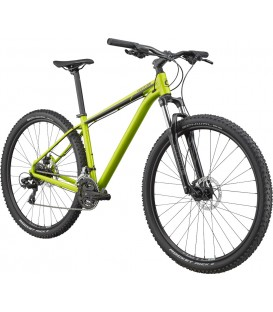 Bicicleta Cannondale Trail 8 2020 green