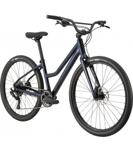 Bicicleta Cannondale Treadwell 2 Remixte 2020 Midnight