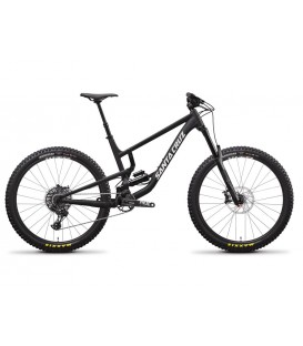 Bicicleta Santa Cruz Nomad 4 Carbon R Kit Black White