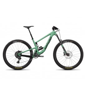Bicicleta Santa Cruz Megatower Carbon C Kit R Green