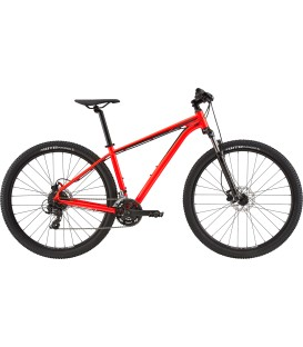Bicicleta Cannondale Trail 7 2020 red