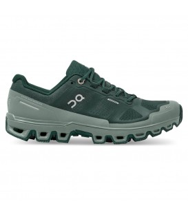 Pantofi alergare dama On Cloudventure Waterproof Juniper Sea