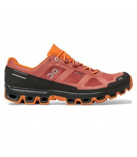 Pantofi alergare On Cloudventure Waterproof Rust Orange